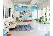 dream studio ideas / by Lisa Markosky-Hodgson