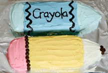 Back to school cake / by Tracee Cole