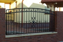 Házak-Kerítések
