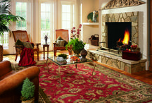 Living Room / Luxurious living rooms, lavish furnishings and a plethora of other options and ideas to outfit your homes epicenter.