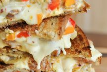 recipes- grilled cheese
