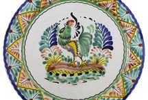 Gorky Gonzalez Majolica Pottery