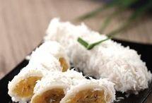 Indonesian snack