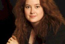favorite authors / by Jeannette Bonilla