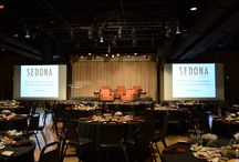 Corporate at Cendera Center / A business or corporate event can entertain your senses too!