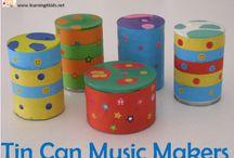 Preschool Music / by Bev Ficocelli Majewski