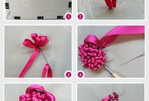 ribbon art tutorial