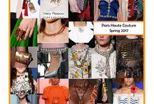 Tendências em Bijuterias / Destaque nas semanas de moda e eventos do setor de jóias e bijuterias pelo mundo