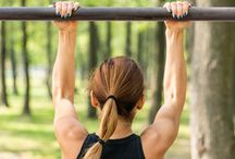 Exercise / Pull-ups