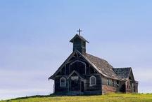 Churches and Barns / by Deborah Jones
