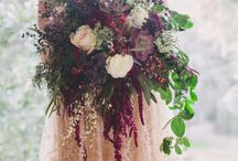 bouquets / bridal and bridesmaid bouquet inspiration from our stylists at anna bé