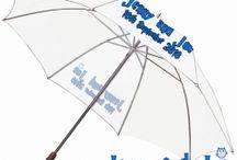 Umbrellas - perfect for Weddings