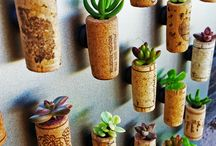 Ways to use Cork