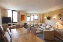 Avoriaz Appartements / Les appartements de la Centrale Locative de l'Immobilière des Hauts-Forts
