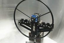 metal roller bender