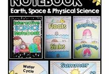Earth Science Notebooks / by Chelsey Gravseth