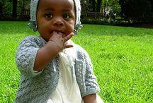 Strikkeoppskrifter baby tøy / Gratis oppskrifter