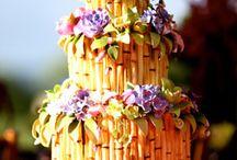 Island theme cakes