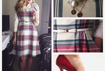 Fashion Checks and Polka Dots
