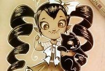 Inspiration manga
