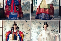 Hanbok and other national costumes