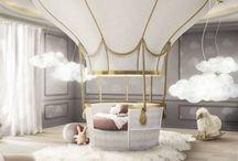 Álom gyerek szobák