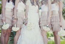 ♥ Koszorúslányok ♥ Bridesmaids ♥