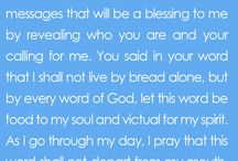 Christian - Prayers / When You Need Help with What to Say to God