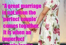 Good things in marriage