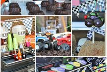 Monster Jam Party Ideas