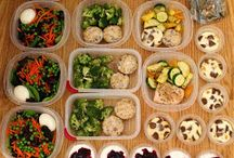 meal prep! / by Kandice Spinks-Thompson