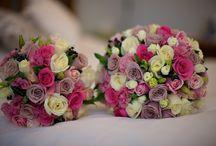wedding table floral arrangements