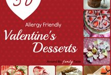 Food allergy Recipes / by Amanda Kortisses
