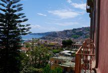 Naples mai 2016 / Séjour à Naples, quelques images de la ville et des œuvres repérées dans les musées.