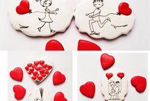 Valent.koláčiky