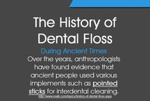 Evolution of Dental Floss / Learn more about the evolution of dental floss brought to you by Brighton Implant Clinic.