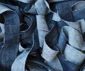 Réparer un jean