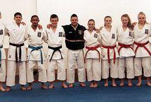 Karate squad