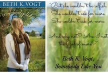 "Somebody Like You: Dream Team / Who are we? Lovers of all novels by Beth K. Vogt. Here is where we share the greatness that is her latest novel, ""Somebody Like You"""