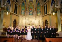 St. Alphonsus Wedding Photos / Like our photos?  See more here: www.colinlyonsphotography.com