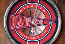 Atlanta Hawks Merchandise / Atlanta Hawks Merchandise is an amazing way to decorate your home & office to create your own Hawks fan zone in your bedroom, kid's bedroom, game room, study, kitchen, living room, and even the bathroom. Also great as Atlanta Hawks   fan gifts. Show off your Hawks team pride today!