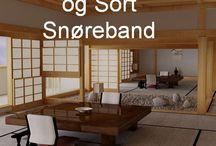 Tatami og Risvegg / Authentic Japanske Produkter for deres hjem