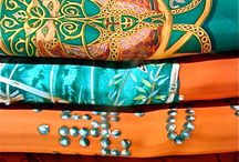 Scarves - The Best Scarf Collection / Scarf & Scarves Fashion
