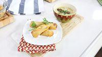 Thai Food / Soup & spring rolls
