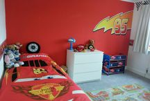 Chase's bedroom