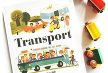 PICTURE BOOKS: Transport / Picture books about Transport