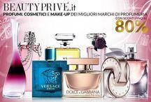 BEAUTYPRIVE' / Informazioni, aggiornamenti, promozioni e offerte....tutto su BeautyPrivè.it