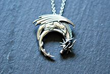 Dragon jewelry