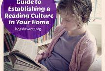 homeschooling - reading