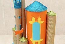 Castillos / Proyecto relacionado con los castillos